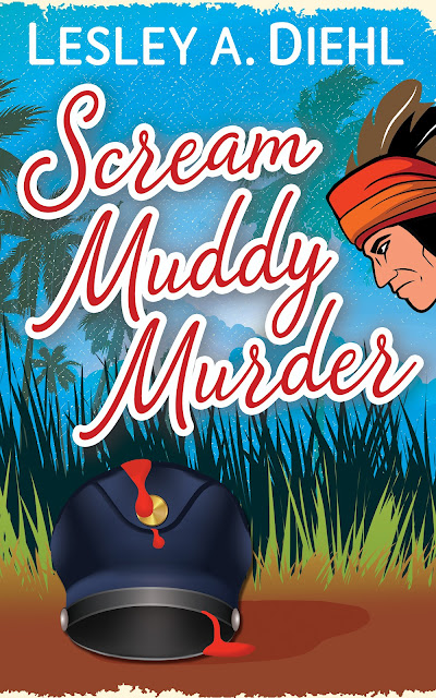 Scream Muddy Murder (Big Lake Murder Mysteries Book 3) by Lesley A. Diehl