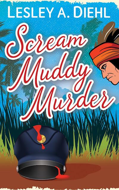 Scream Muddy Murder (Big Lake Murder Mysteries Book 3) by Lesley A. Diehl