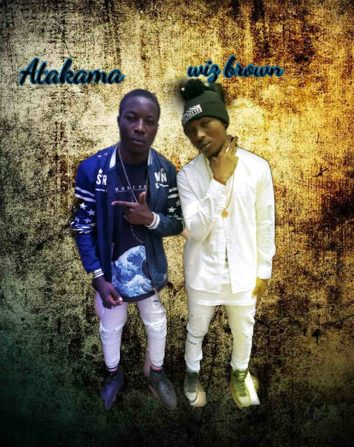 Atakama ft Wizy Brown - Come  Closer