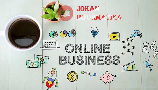 Manfaatkan Waktu Luang Kita Untuk Bisnis Online Penunjang Masa Depan - JOKAM INFORMATIKA