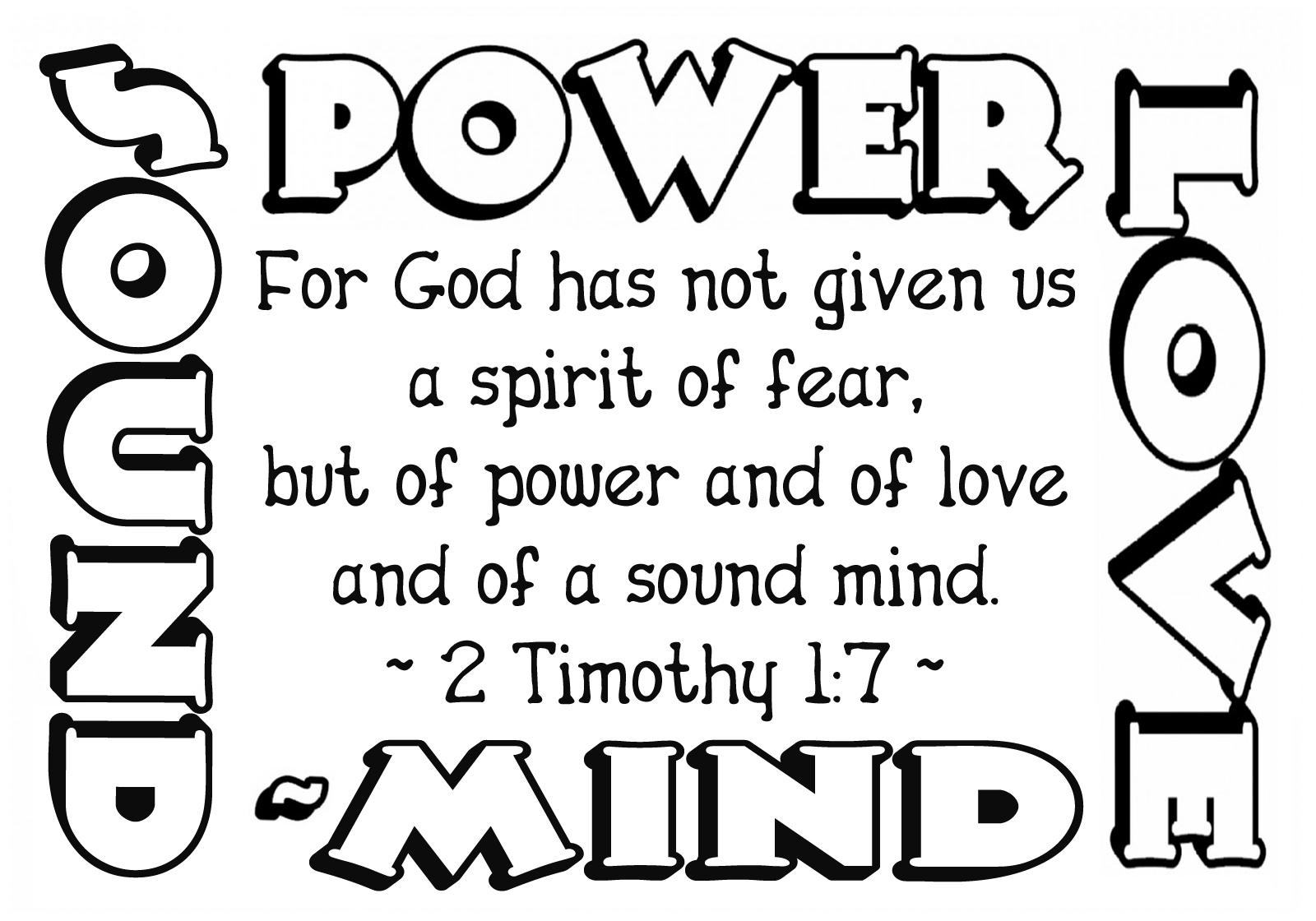 devotions     2 timothy 1 7