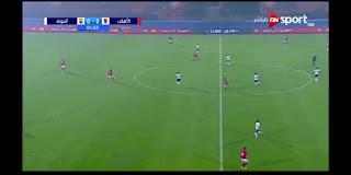 فيديو : الاهلي يقلب الطاولة على  الجونة ويفوز بهدفين مقابل هدف فى الدوري المصري مباراه مؤجلة
