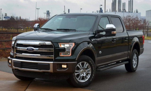 2018 Ford F-150 3.5L V-6 EcoBoost 10-Speed Review