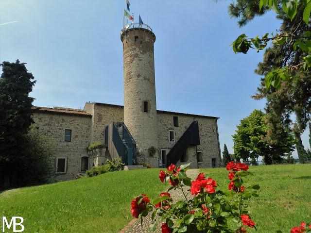 castello di brescia torre mirabella