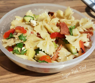 Italian Pasta Salad recipe slimming world