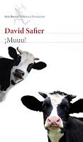 """Portada del libro """"¡Muuu!"""", de David Safier"""