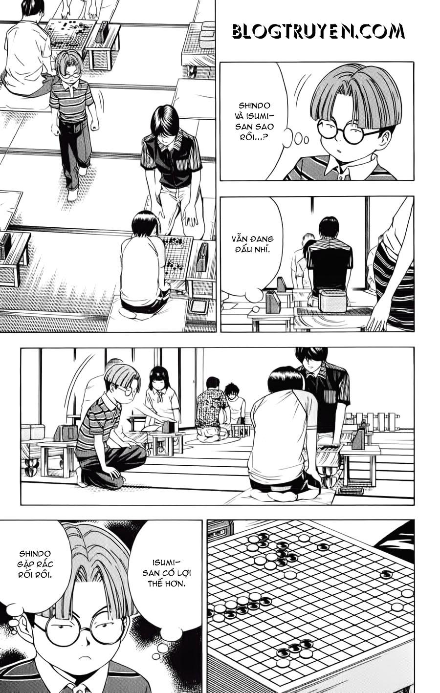 Hikaru No Go hikaru no go chap 82 trang 10