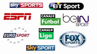 Free IPTV: Sport channel 08/01/2018
