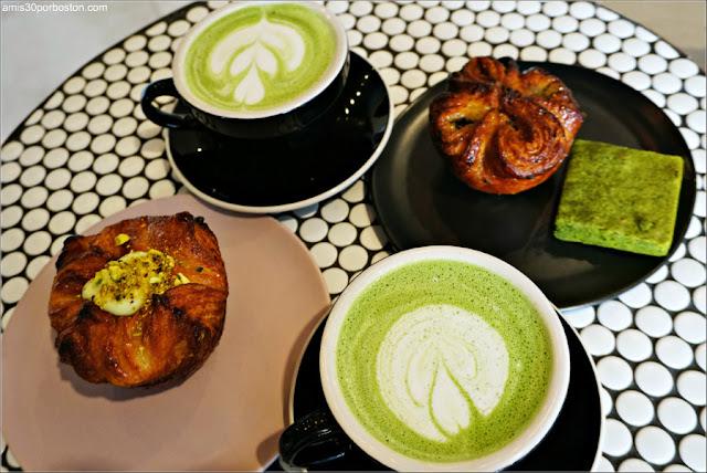 Desayunando en una Cafetería de Manhattan el Verano del 2018