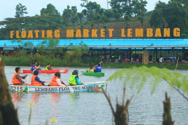 Floating Market Lembang - Bandung