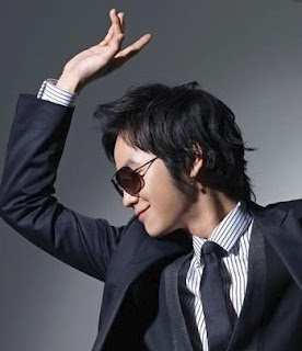 model rambut panjang korea pria 05