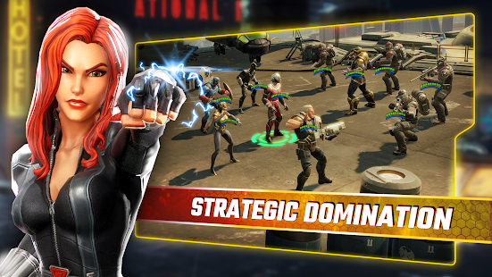 MARVEL Strike Force Mod Apk Full
