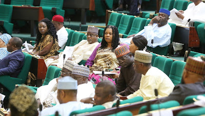 From a sex offenders register to an investigation on the diversion of $35m?.updates from the House of Reps