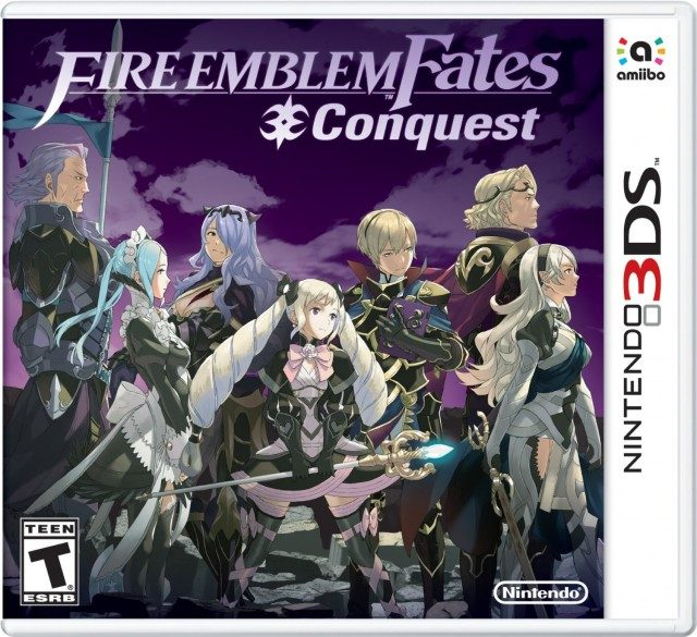 Fire Emblem Fates: Conquest (Region Free) [Decrypted] 3DS ROM