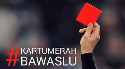 """Darurat Politik Uang, KAMMI Lampung Angkat """"Kartu Merah Bawaslu"""""""