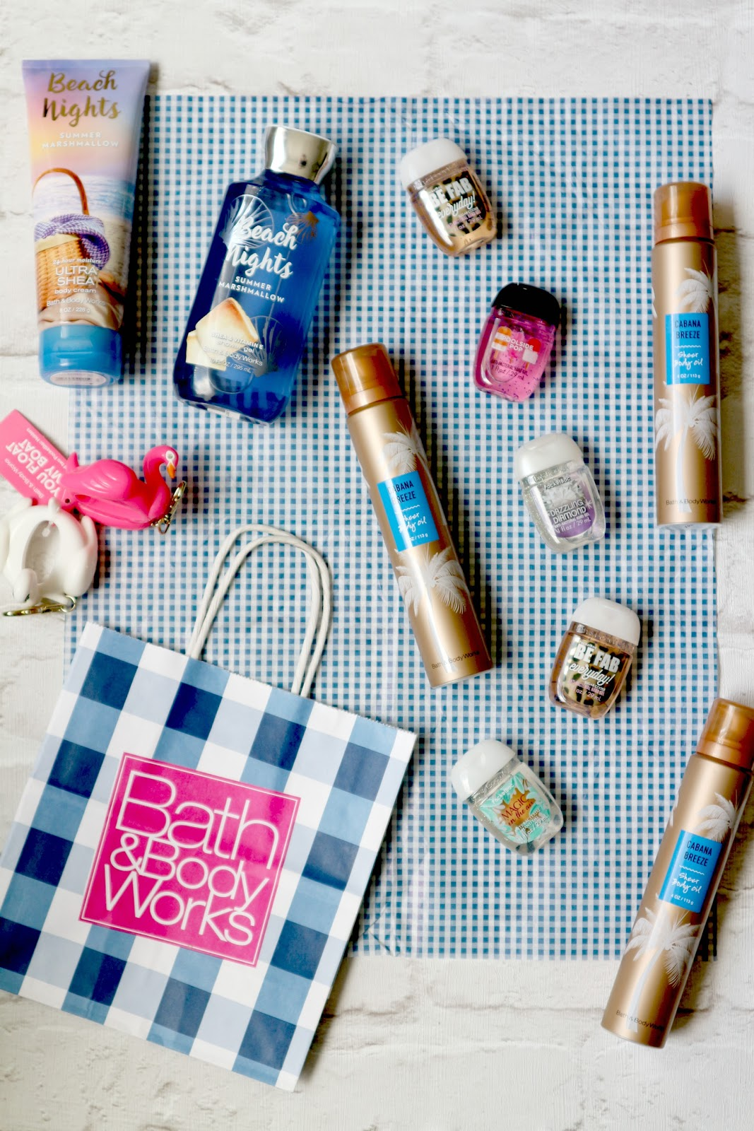 Bath and body works haul 2017