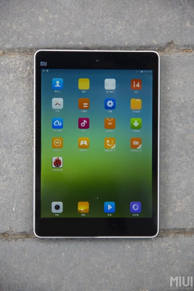Xiaomi MiPad Akan Dirilis 1 Juli 2014