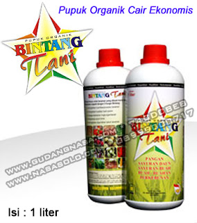 BINTANG TANI NASA 1LITER Rp.60.000,-