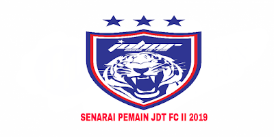 Senarai Rasmi Pemain JDT FC II Liga Perdana 2019