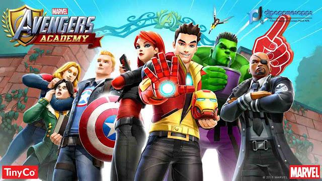 MARVEL Avengers Academy MOD APK Images