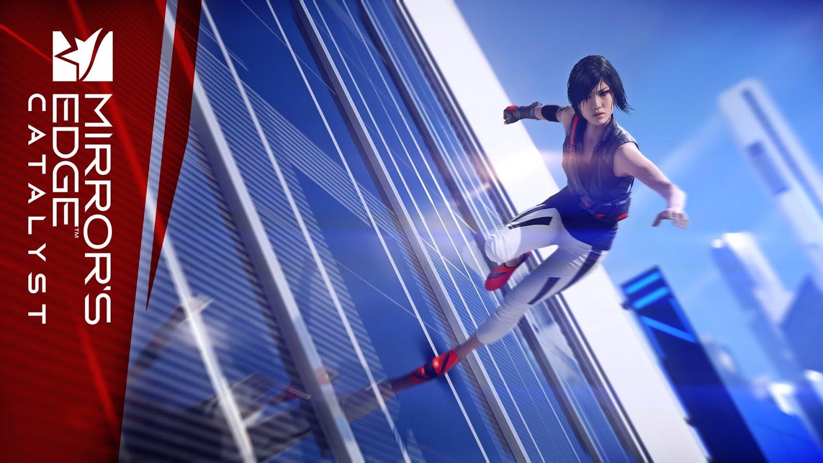 GamesKaPitaara: Mirror's Edge Catalyst (FitGirl Repack & Cpy)