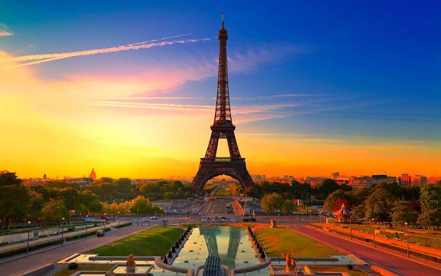 Fotografia de da Torre de Paris