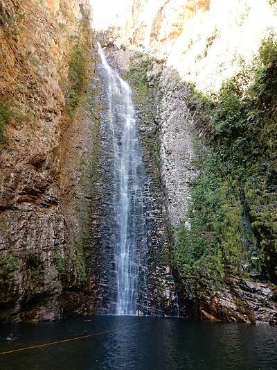 cachoeira segredo chapada dos veadeiros
