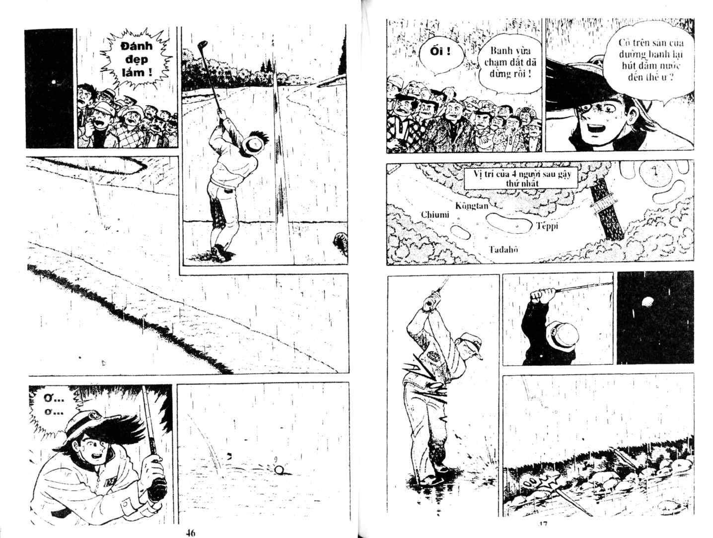 Ashita Tenki ni Naare chapter 9 trang 22