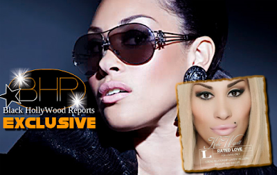 R&B Diva Keke Wyatt's New Album, 'Rated Love' Debuts on Three Top 20 Billboard Charts