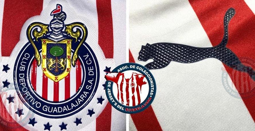 35cda53c9 The Puma Chivas Guadalajara 2018-2019 away kit has been leaked. Set to be  released in June   July 2018