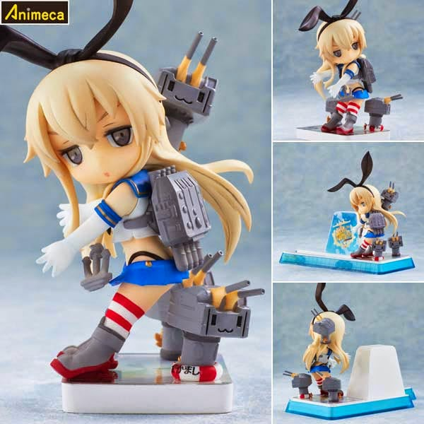 Smartphone Stand SHIMAKAZE Bishoujo Character Collection No.04 Kantai Collection
