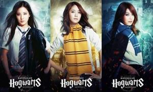 Phim Phân loại các idol Kpop khi gia nhập thế giới phù thủy Harry Potter-2016