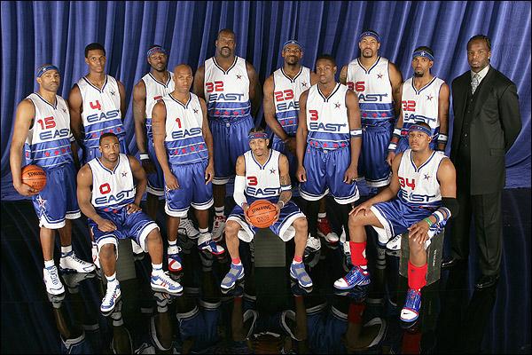 Roster All-Star Game 2006 | PistonsFR, actualité des Detroit Pistons en France