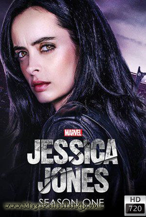 Jessica Jones Temporada 1 [720p] [Latino-Ingles] [MEGA]
