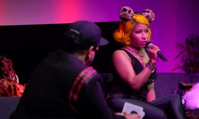 Nicki Minaj is not intimidated by competition, talks beef with rappers, explains why she dissed Lil' Kim on 'Roman's Revenge'
