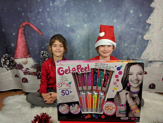 This day I love.......: Gel-A-Peel's Crafty Christmas
