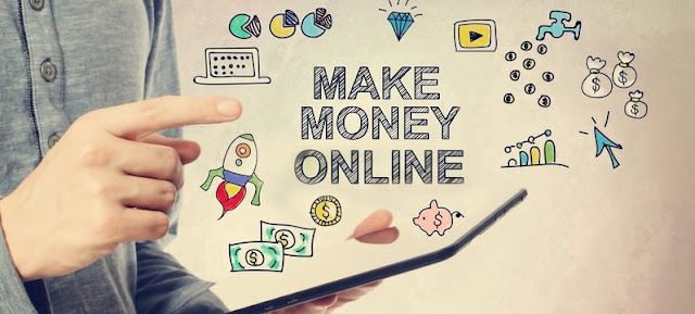 Earn Money Online At Home