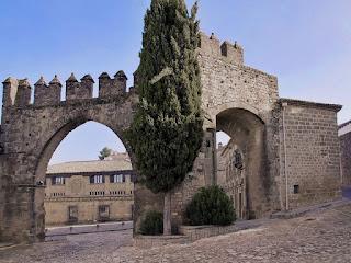 Baeza - Puerta de Jaén y Arco de Villalar