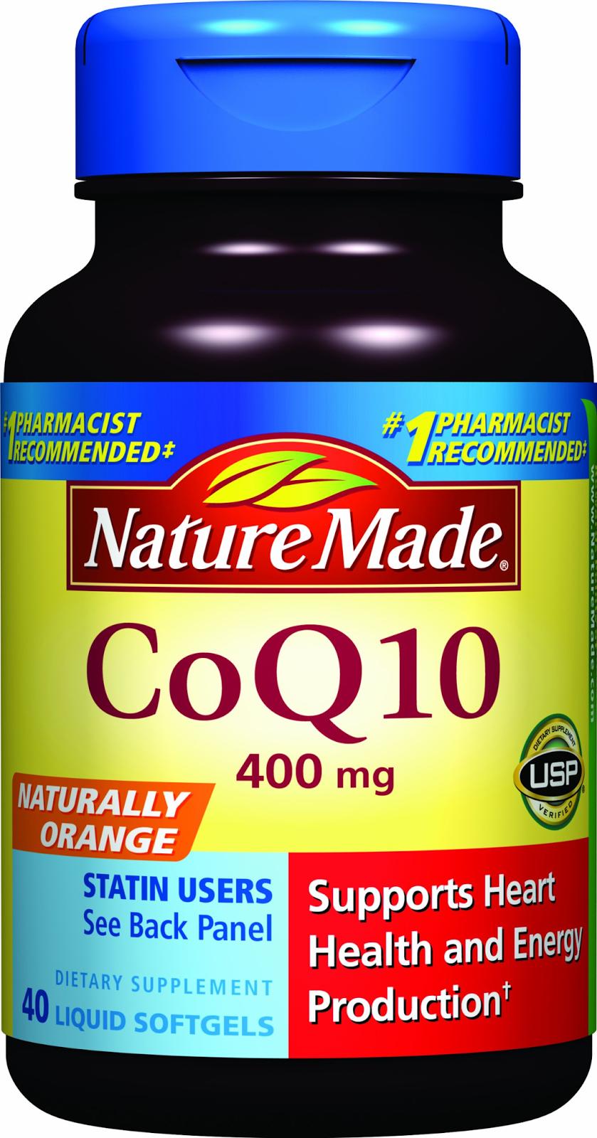 Nature Made Coq Mg