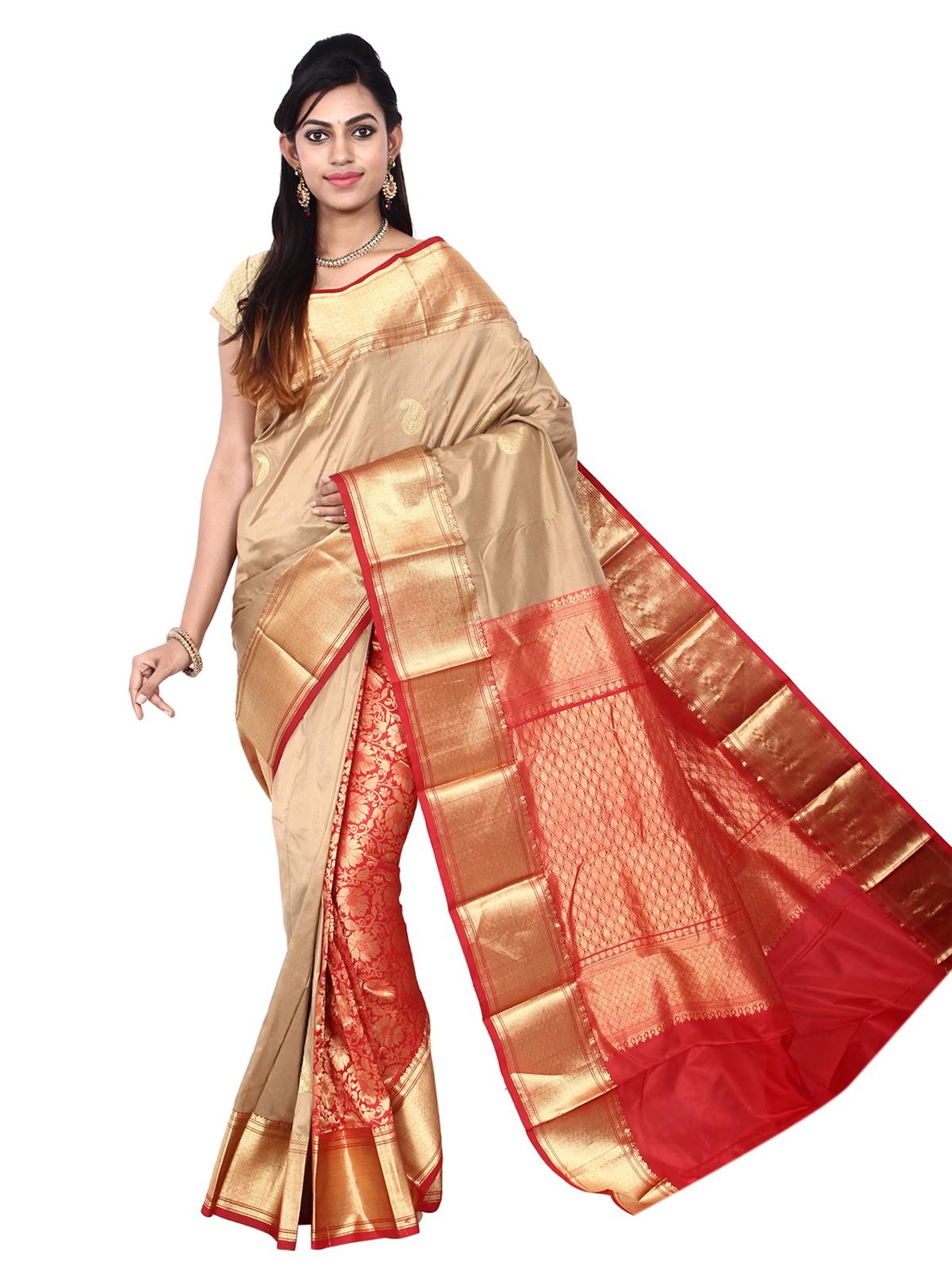Silk saree from India