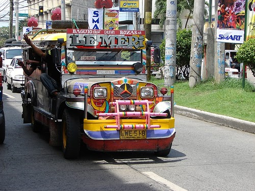 Make It Davao Jeepney King Of The Philippine Roads