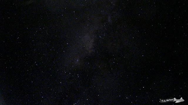Céu, estrelas, Conceição do Mato Dentro
