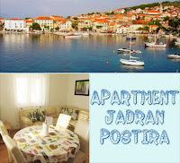 Apartman Jadran - Postira slike otok Brač Online