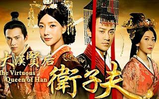 Xem Phim Đại Hán Hiền Hậu Vệ Tử Phu