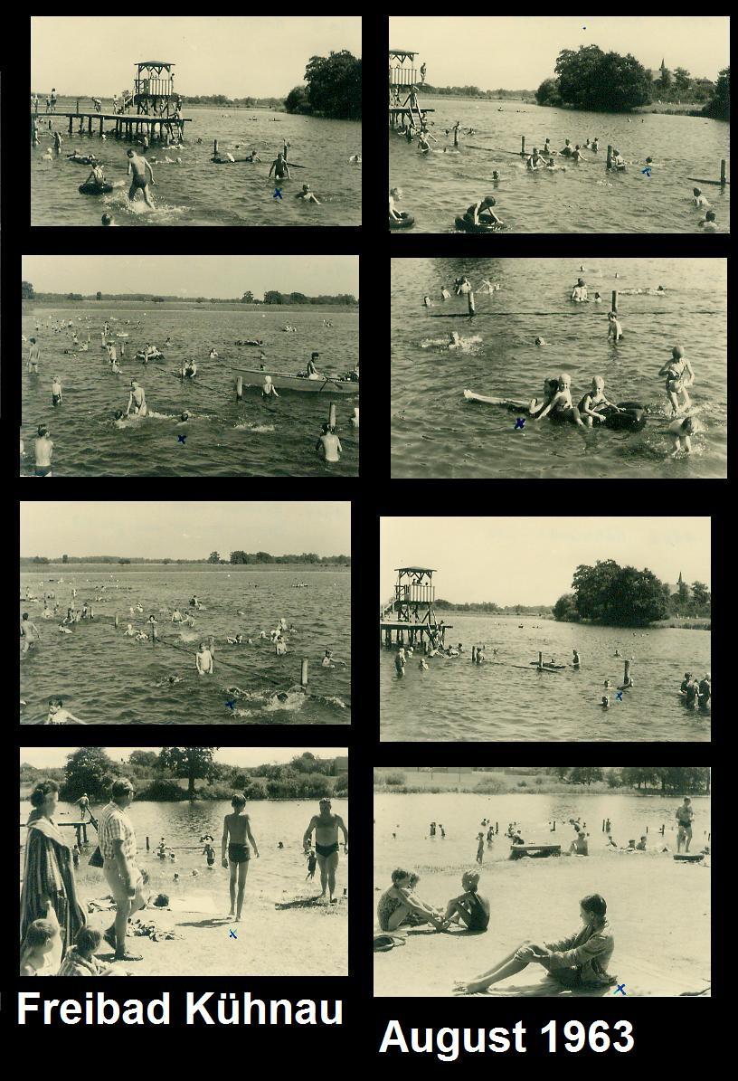 Altes und Neues von Bernd Nowack, Dessau: Badezeit - eine