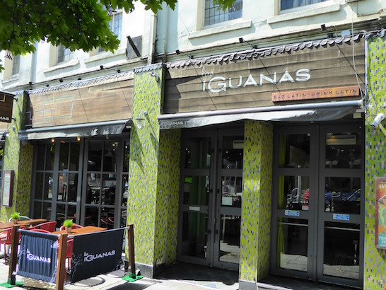 Las iguanas review cardiff the diary of a jewellery lover - Iguanas mexican grill cantina ...