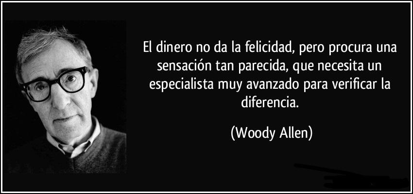 Economía En El Insti Frases Célebres Woody Allen