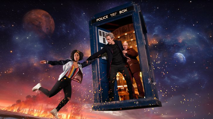 Doctor Who - Episode 10.01 - The Pilot - Promotional and Cast Photos + Press Release