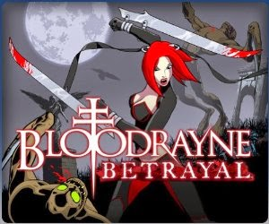 Review Bloodrayne Betrayal
