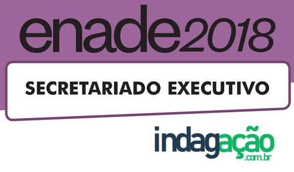 prova-secretario-executivo-enade-2018-com-gabarito